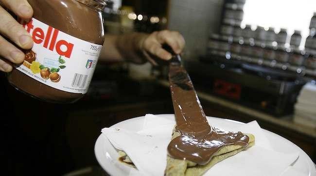 Italy Nutella War
