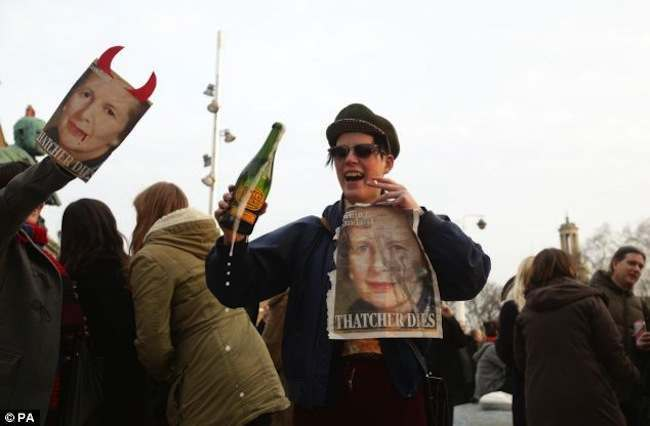 Thatcher brixton