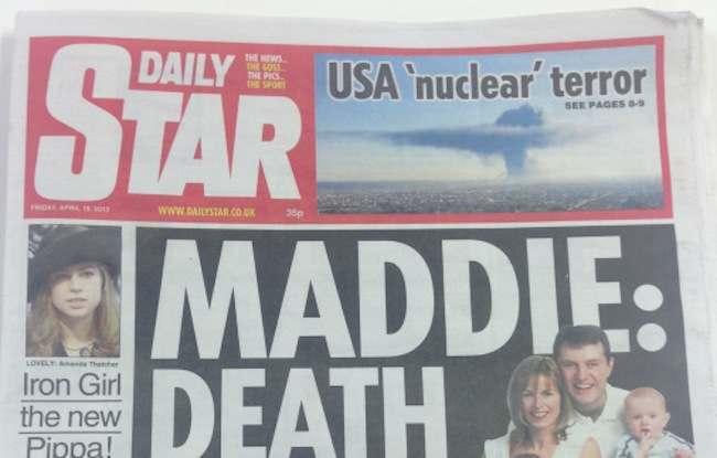 daily star nuclear