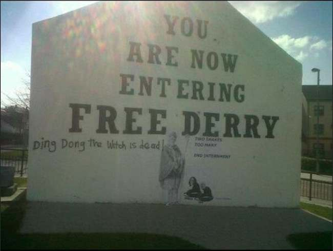 derry thatcher dead