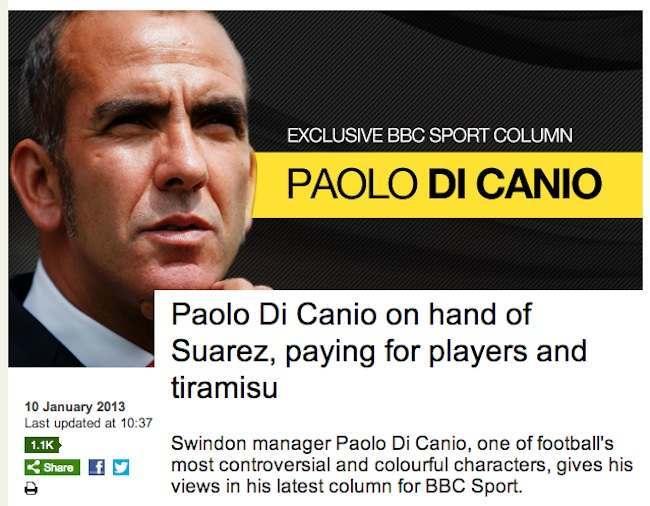 di canio bbc