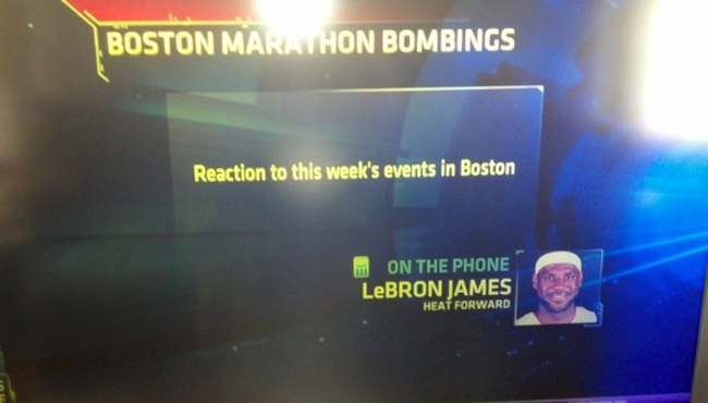 lebron james boston