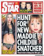 maddie lanzarote Madeleine McCann: tabloids monster James Lawlor