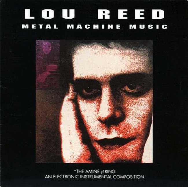 metal machine music When Lester Bangs Creemed for Lou Reeds Metal Machine Music