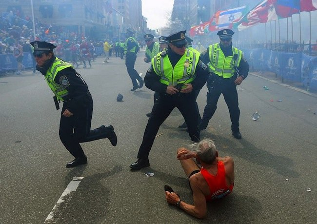 police Boston