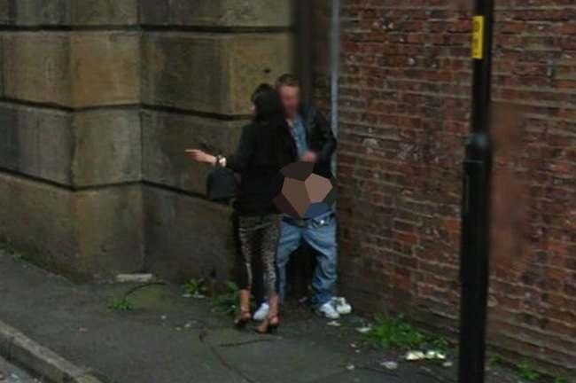 Naked People Google Street View 2
