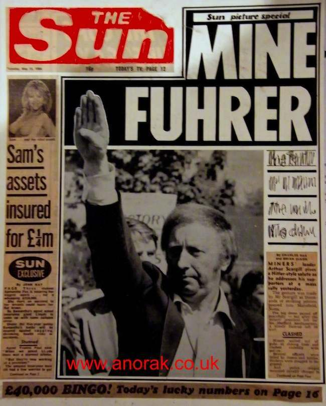 sun2 When Margaret Thatcher colluded with Rupert Murdoch to save Fleet Street