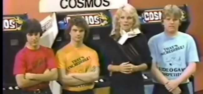 video game championship 1983: The first video game World Championship (video)