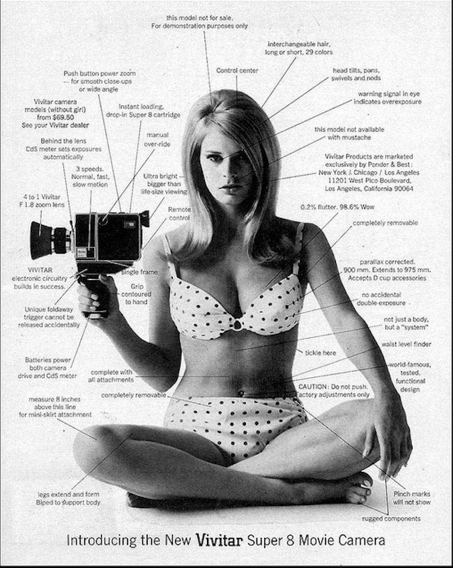 vintage camera ads 1 21 vintage camera adverts for your inner voyeur