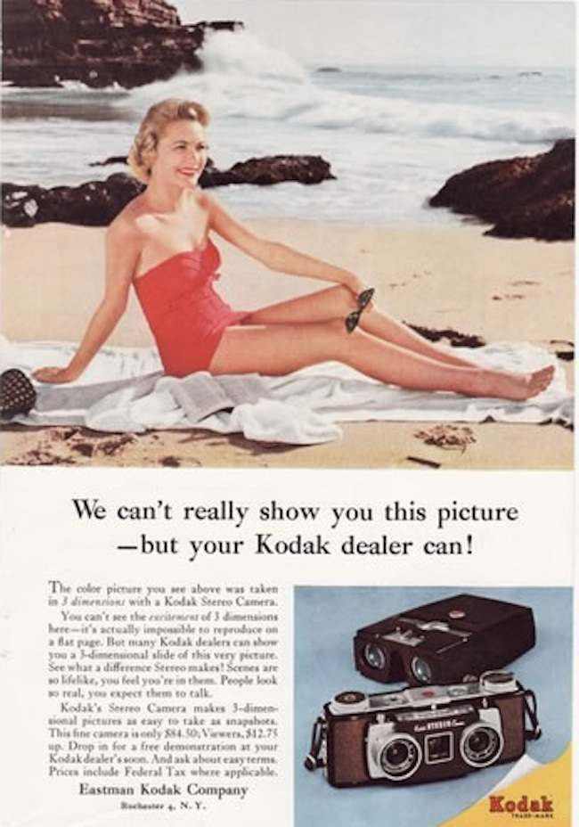 vintage camera ads 10 21 vintage camera adverts for your inner voyeur