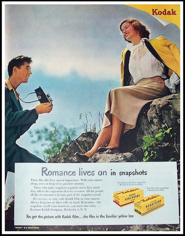 vintage camera ads 11 21 vintage camera adverts for your inner voyeur 