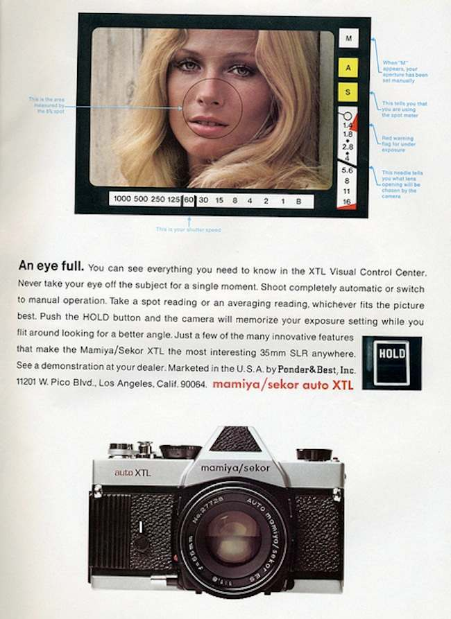 vintage camera ads 12 21 vintage camera adverts for your inner voyeur 