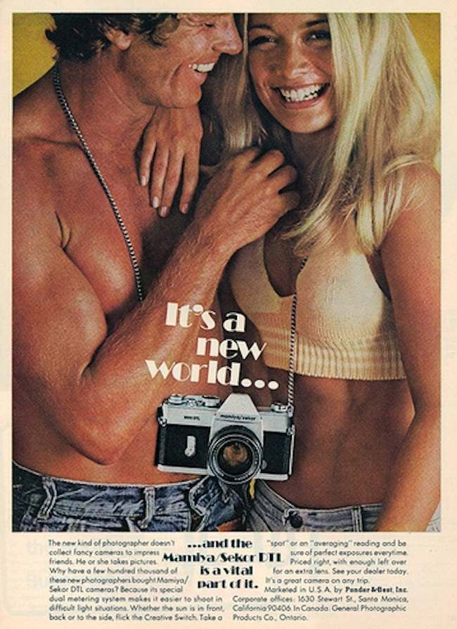 vintage camera ads 20 21 vintage camera adverts for your inner voyeur 