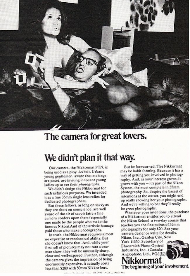 vintage camera ads 5 21 vintage camera adverts for your inner voyeur