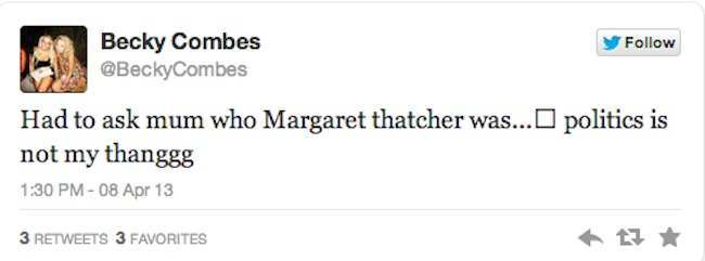 who is maggie thatcher 11