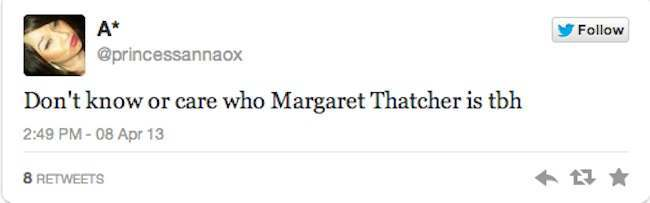 who is maggie thatcher 2