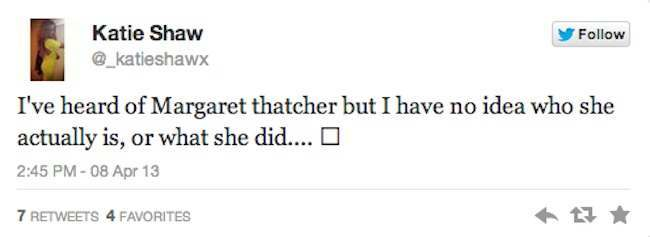who is maggie thatcher 3