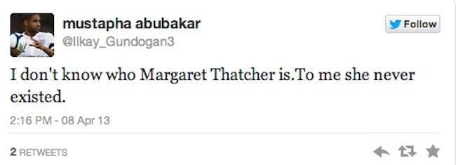 who is maggie thatcher 6