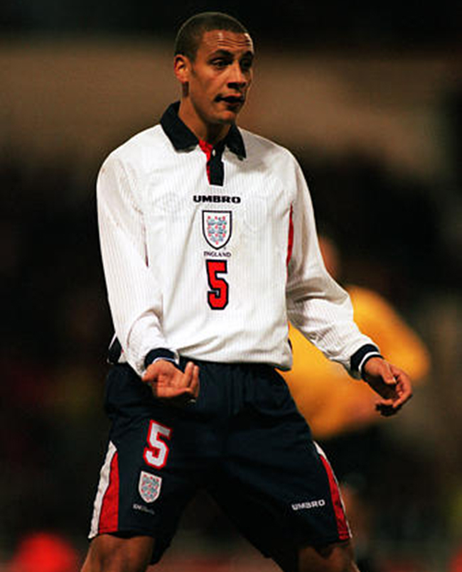England19 A history of Englands football kits: from Umbro through Admiral to Nike