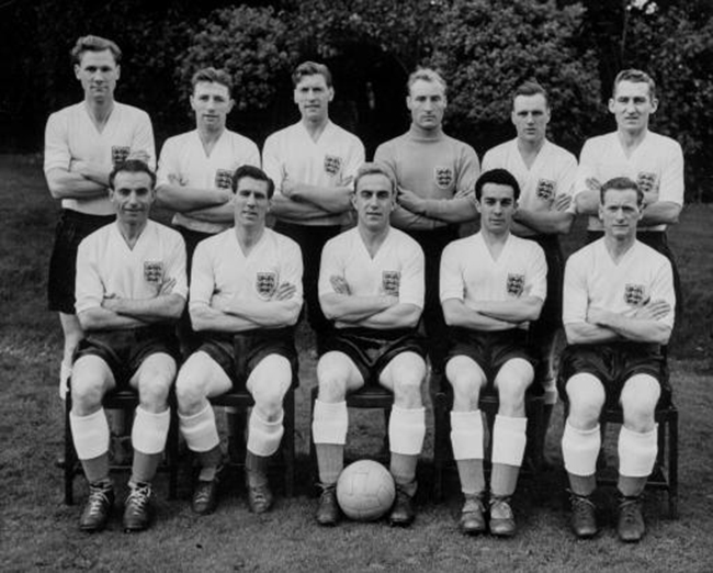England5 A history of Englands football kits: from Umbro through Admiral to Nike