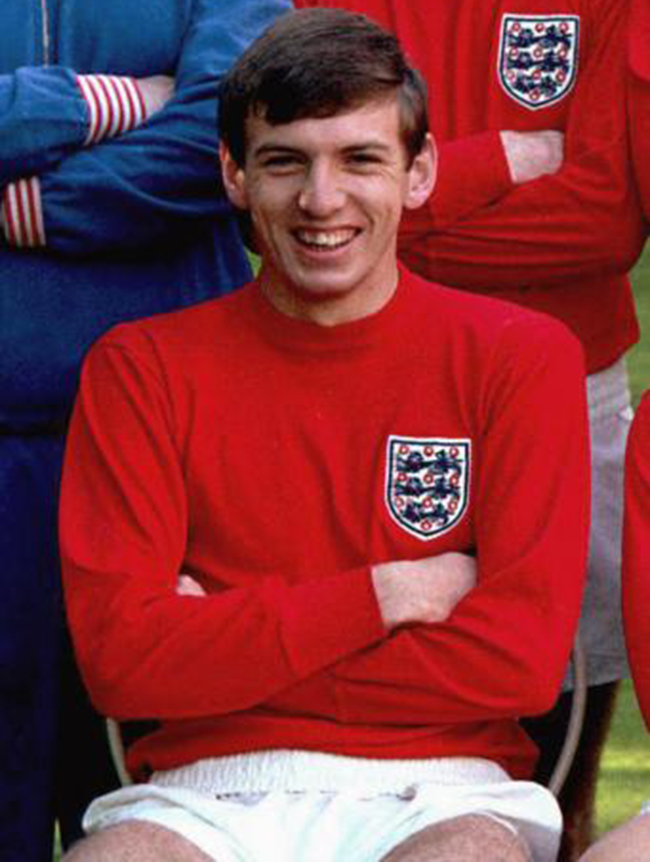 England7 A history of Englands football kits: from Umbro through Admiral to Nike