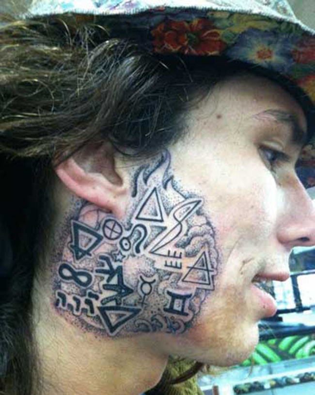 Kai tattoo galfy Kai Nicodemus, aka Caleb Lawrence McGillvary, did not murder Shane Dixon Kavanaugh