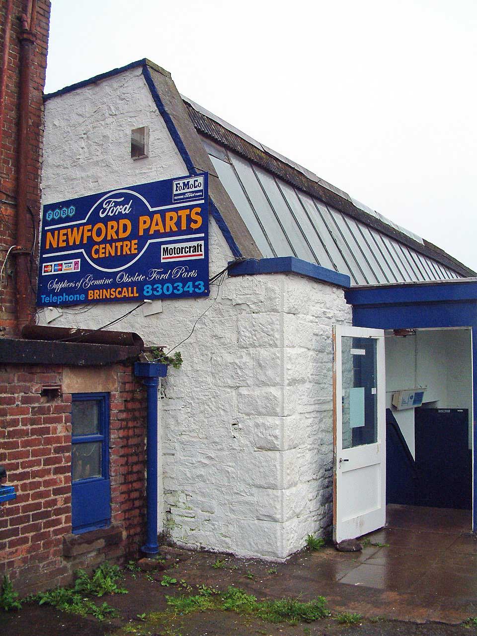 Newford 1 Ford seizes domain name of reputable Lancashire company Newfordcarparts.co.uk