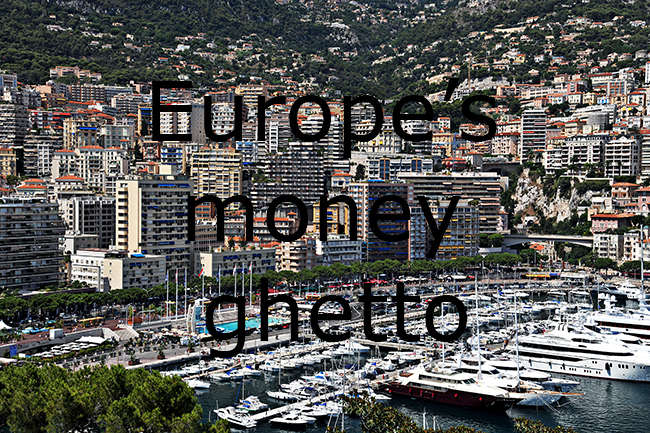 Travel - City Views - Monaco