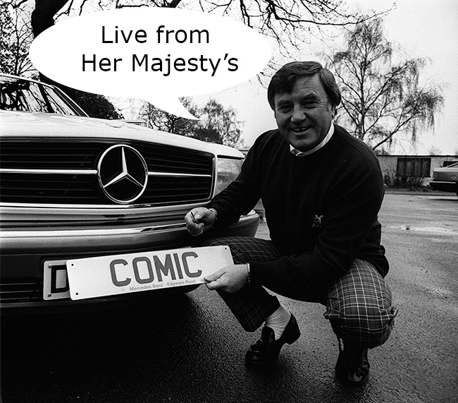PA 1350286 copy Live From Her Majestys: Jimmy Tarbuck arrested in Yewtree historic sex abuse purge