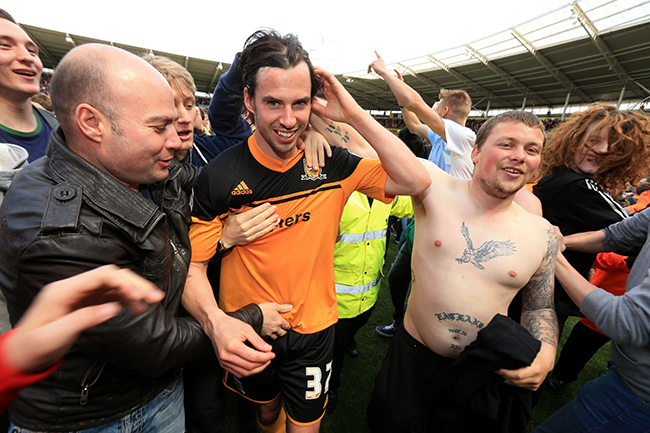 PA 16436587 1 The Championship finale in photos: Hull gain, Barnsley survive, Wolves sink and Leicesters last gasp glory