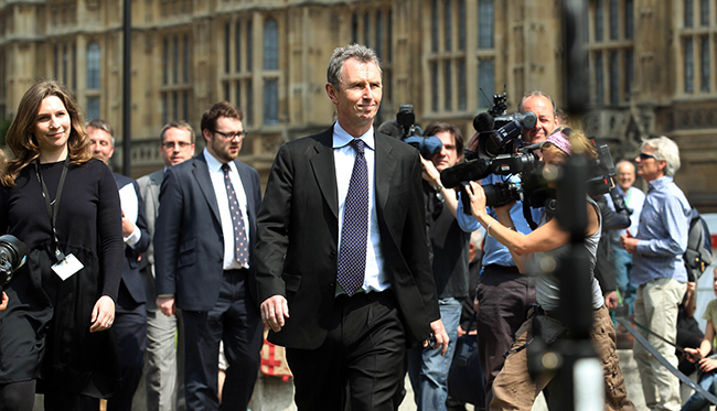 Nigel Evans assault allegations