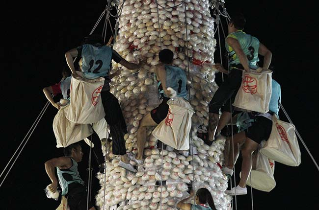Hong Kong Bun Festival