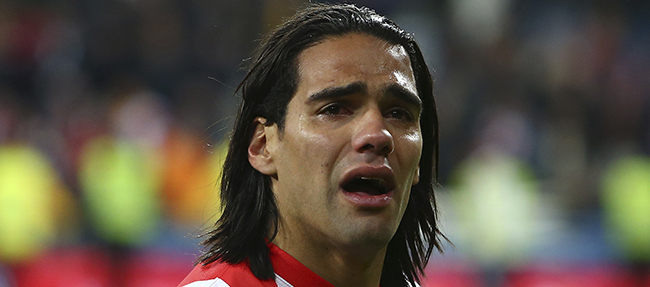 PA 16548471 Radamel Falcao: Atletico striker signs for Manchester City but will play Chelsea