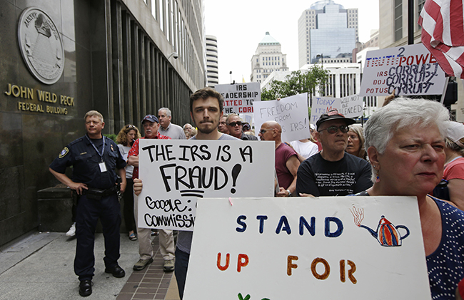 PA 16585429 In photos: The anti IRS Tea Party protests