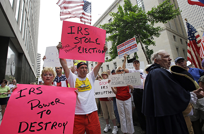 PA 16585713 In photos: The anti IRS Tea Party protests