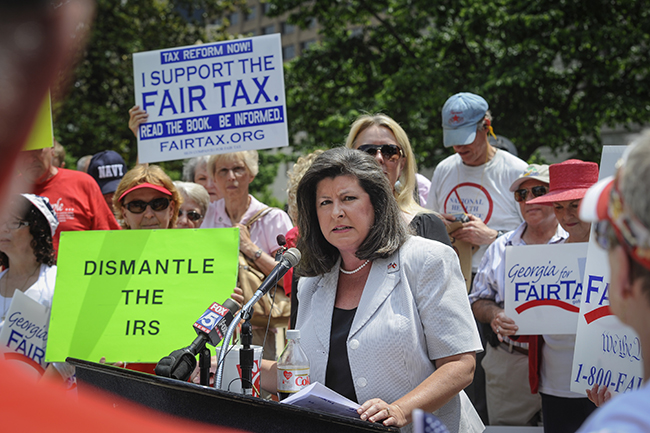 PA 16585924 In photos: The anti IRS Tea Party protests