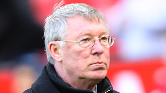 PA 7002872 Terrible Manchester United tribute: Sir Alex Fergusons absorbing, rhapsodic, infectious, enormous smile would surely make him puke