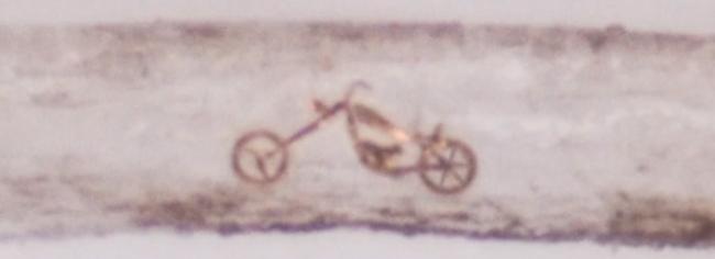 WILLARD Wigan bike 5