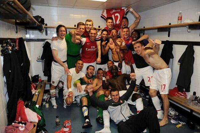 arsenal The best reactions to Arsenals traditional final day triumph over Spurs