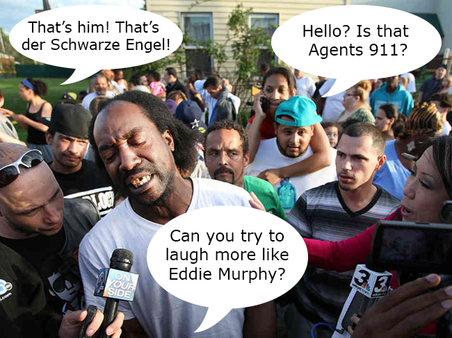 charles ramsey rap Charles Ramsey becomes the victim of a media hatchet job   gutter press turn on black hero