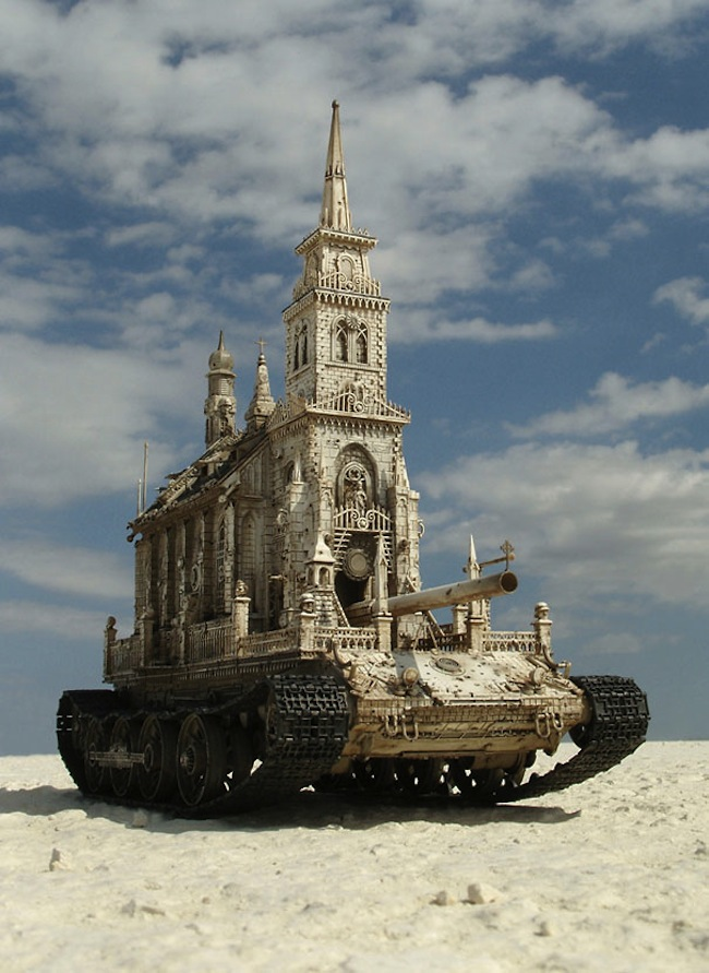 church tanks
