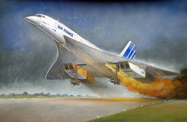 concorde disaster 1