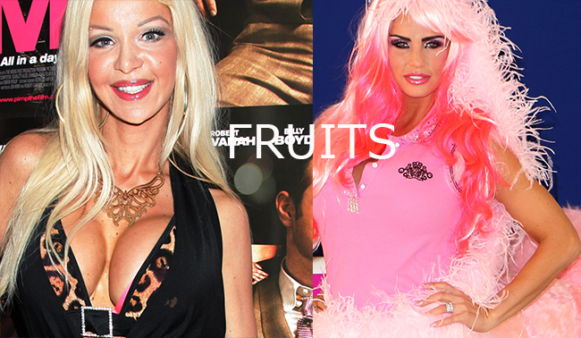 douvall papaya Katie Price: Will anyone smile at Alicia Douvalls daughter Papaya?