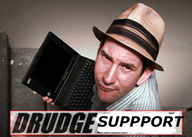 drudge posture copy How Matt Drudge became a posture