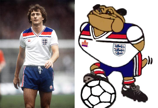 england kit A history of Englands football kits: from Umbro through Admiral to Nike
