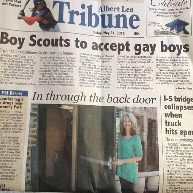 Gay joks nude