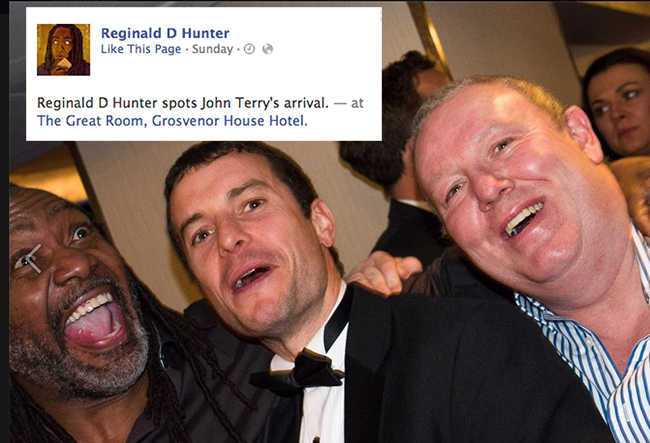 reginald d hunter pfa 20