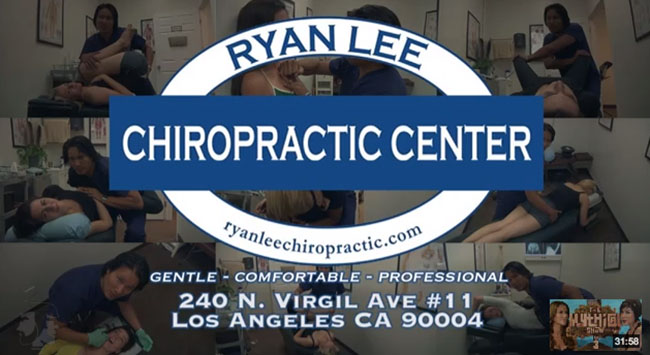 ryan lee chiropractor 8 The Ryan Lee Chiropractic Center creates the most terrifying medical advert of all time