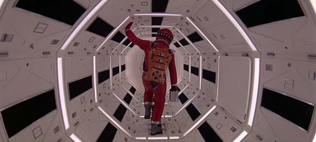 2001 A Space Odyssey 1968 Stanley Kubrick The most unforgettable corridors in sci fi   in photos