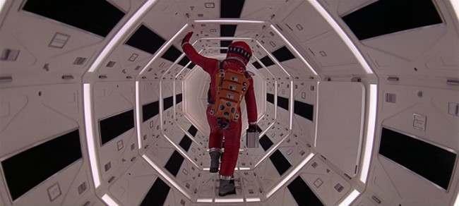 2001- A Space Odyssey (1968, Stanley Kubrick)